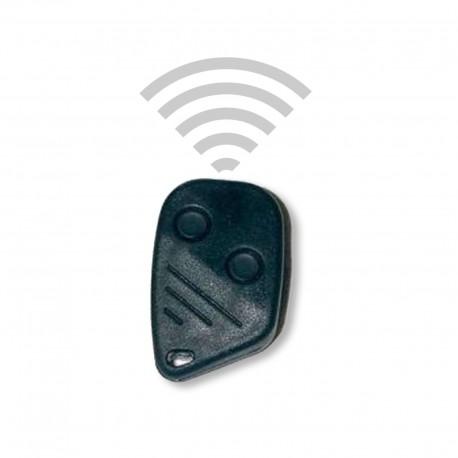Handsender 2-Kanal Micro Garagentorantrieb Homelink@kompatibel
