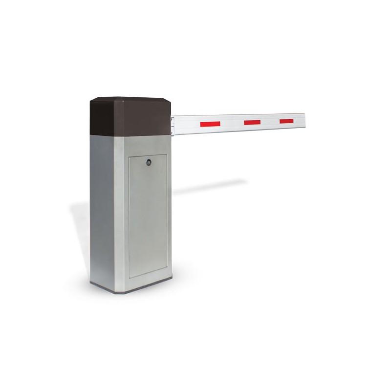 Elektrische Schranke PARK11 mit Handsender 11m lang