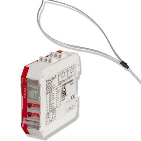 Induktions-Einzelschleife 06/10 mit Auswertelektronik Loop2/LC10-2
