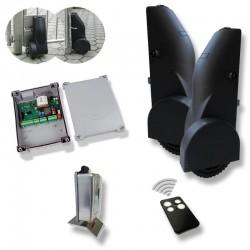 Treibrad-Drehtorantrieb Wheeler ECO-Kit für 2-flügelige Drehtore