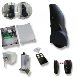 Treibrad-Drehtorantrieb Wheeler KOMPLETT-Kit für 1-flügelige Drehtore