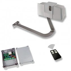 Hebelarm Drehtor Tor Antrieb Supersimply Ecokit 1-flg Tor