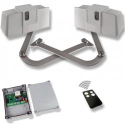 Hebelarm Drehtor Tor Antrieb Supersimply Ecokit 2-flg Tor