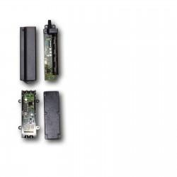 Funkübertragungsempfänger 2 Kanal für Kontaktleisten 8,2kΩ