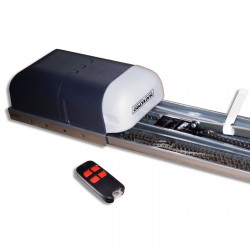 Garagentorantrieb TS SOLAR und AKKU Garagenantrieb Batterie