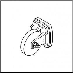 Kopfdeckel mit Stützrolle FST075