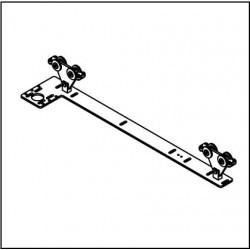 Laufrollenkonsole FST083A mit 2 Laufrollenböcken