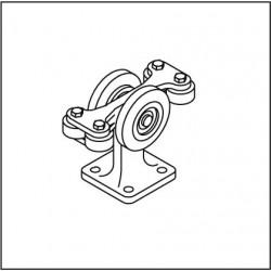 Laufrollenbock LRB095-4Q