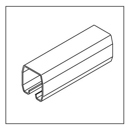 Laufrollenprofil LRP095 Lagerlänge 6,2m