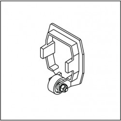 Kopfdeckel mit Stützrolle KSA107
