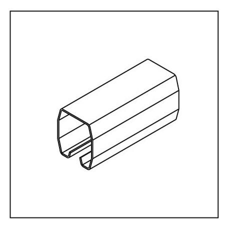 Laufrollenprofil FST130, Lagerlänge 9m