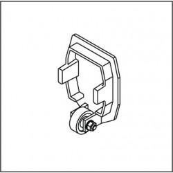 Kopfdeckel mit Stützrolle KSR150
