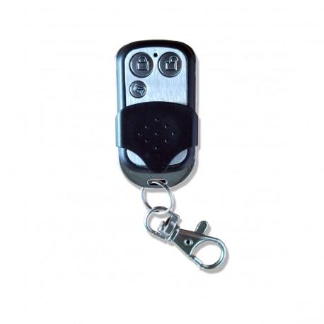 Mini-Handsender 3-Kanal 433 Mhz Akku Parkplatzsperre