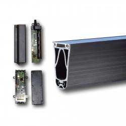 Sicherheitskontaktleisten 8,2kΩ mit Auswertelektronik
